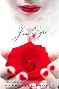 Twilight-ish Jane Eyre Book Cover