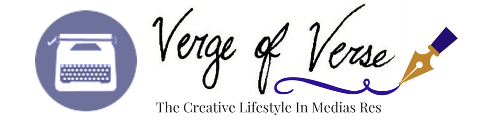 Tyepwriter and Quill- Vege of Verse- The Creative Lifestyle In Medias Res