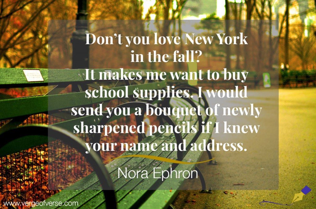 Fall-in-NY-Central-Park-Ephron-Quote