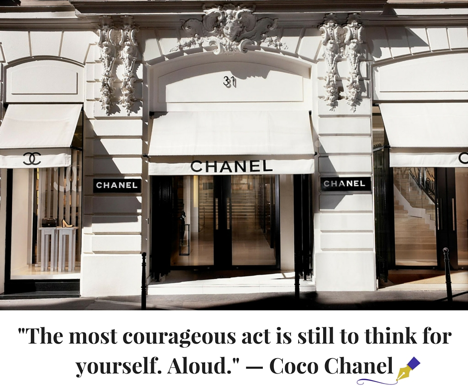 Coco-Chanel-Courage-Quote