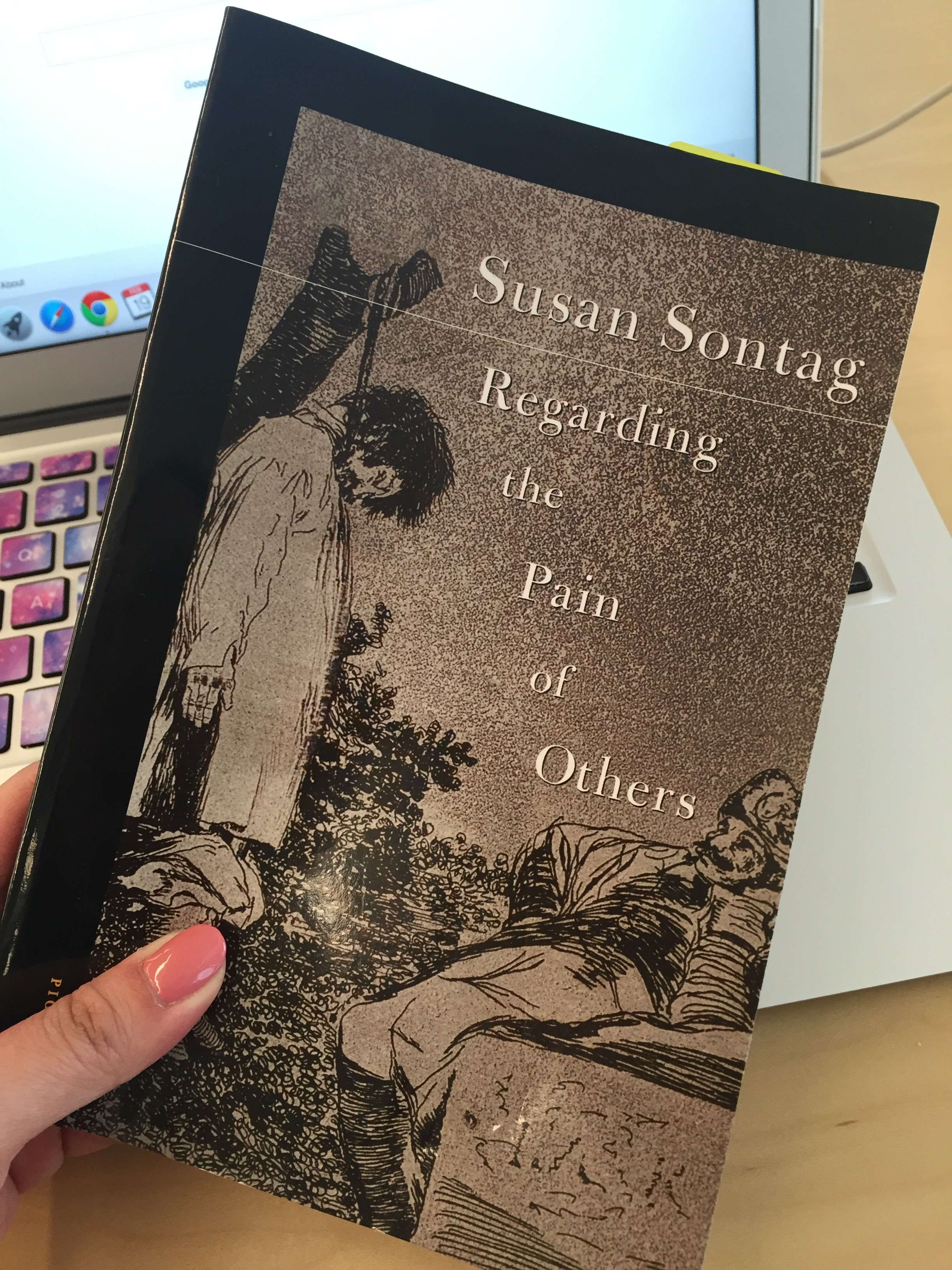 photography essays susan sontag