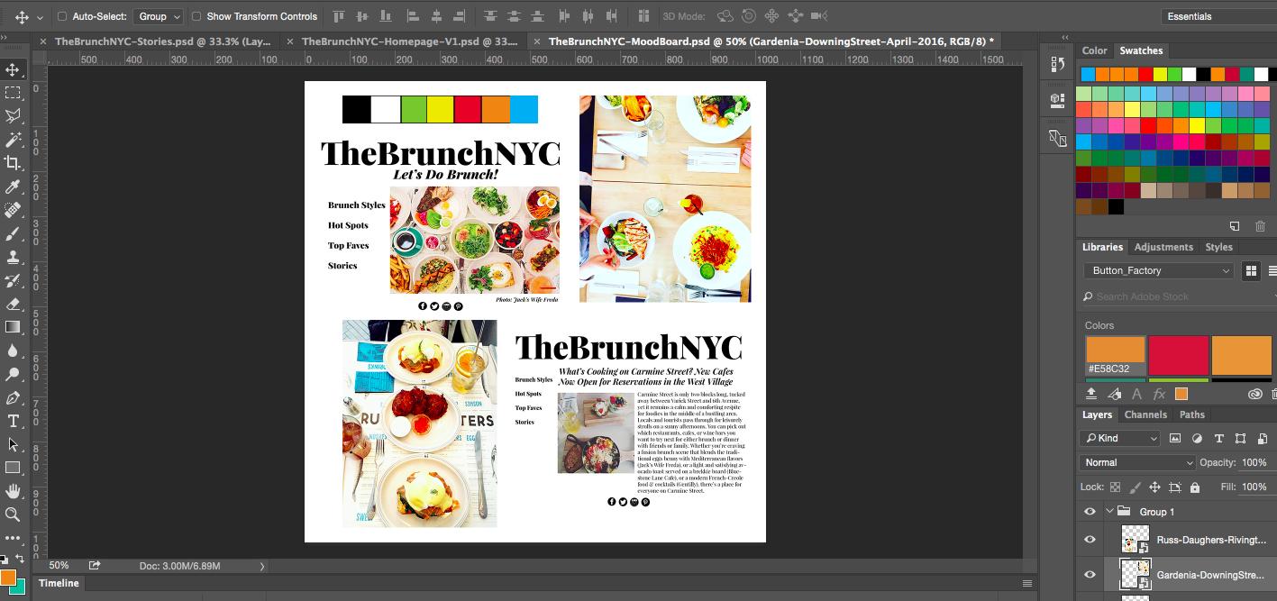 TheBrunchNYC-MoodBoard-InProgress